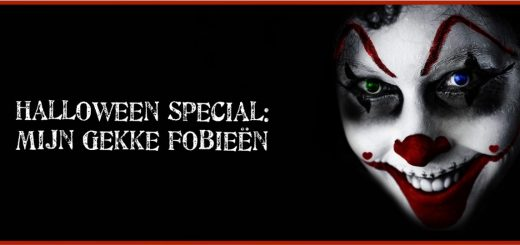halloween special mijn gekke fobieën