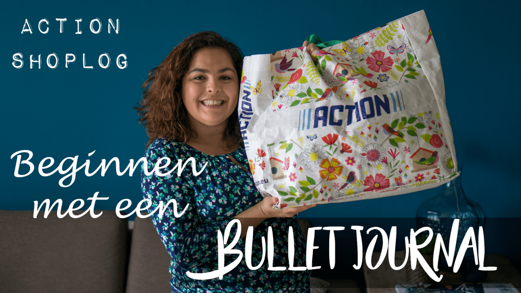 Action Shoplog – Beginnen met een Bullet Journal (YouTube)