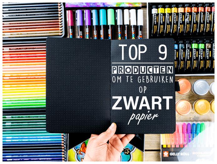 Top 9 producten voor op Zwart Papier