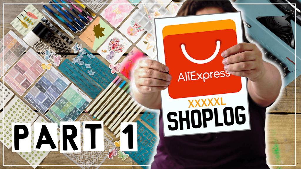€100 Aliexpress Shoplog – XXXXXXXXL – part 1/2